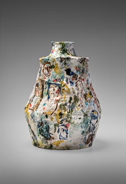 , 'Vase (narrow neck),' 2015, Niagara Galleries