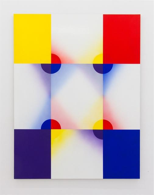, 'Untitled (FclRtw1),' 2017, LUNDGREN GALLERY