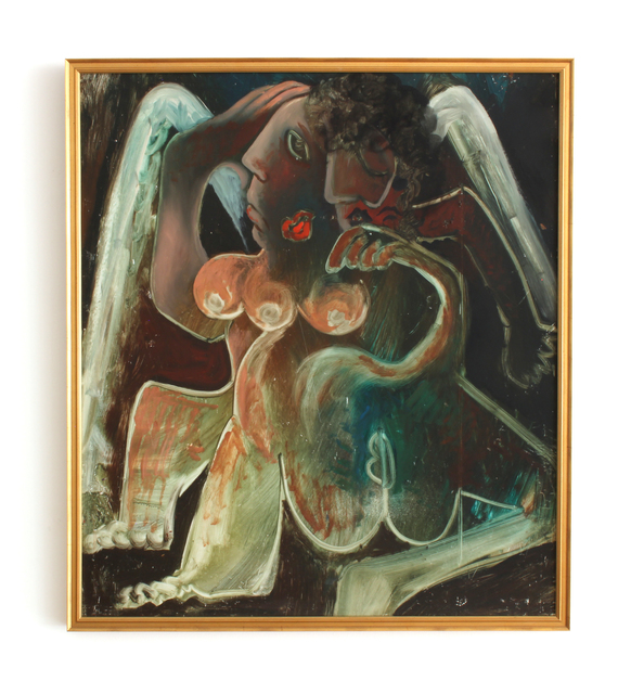 , 'Untitled (Angel),' 1969, HARPY