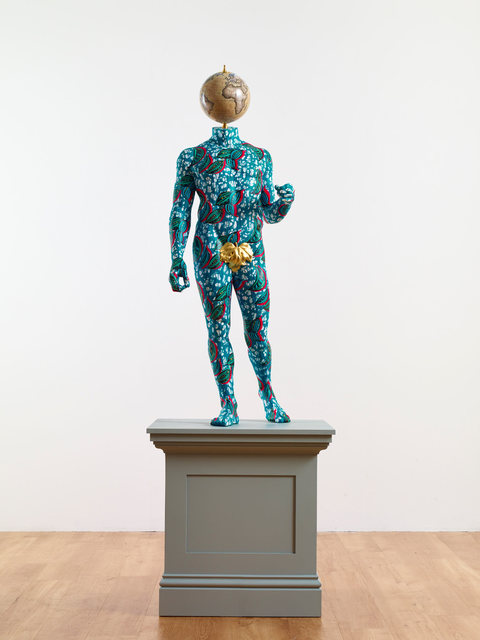 , 'Doryphoros (after Polykleitos),' 2017, Stephen Friedman Gallery