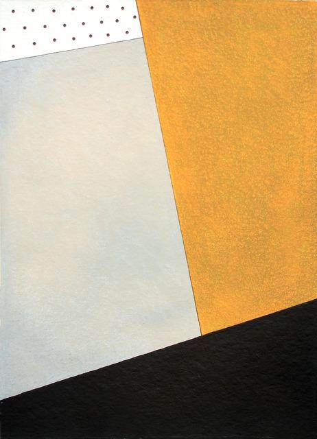 , 'Haus mit Punkten,' 1997, SMUDAJESCHECK