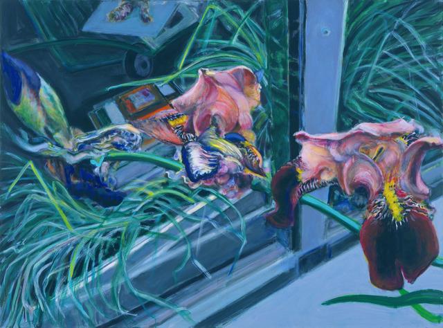 , 'Iris VII,' 2008, Beck & Eggeling