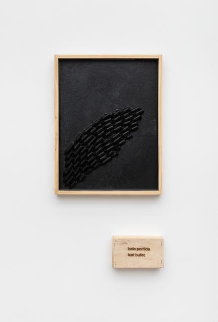 , 'vala perdida,' 2018, Galeria Raquel Arnaud