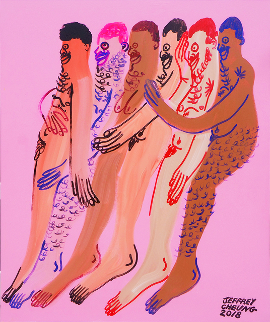 , 'Group,' 2018, Hashimoto Contemporary