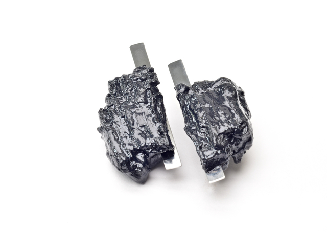 , 'Meteorite Earrings ,' 2017, Facèré Jewelry Art Gallery