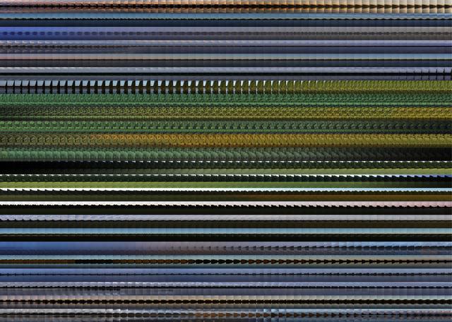 , 'Le Grand Etang West: 24 Hours x 60 Minutes,  ed. of 7,' 2015, Tayloe Piggott Gallery