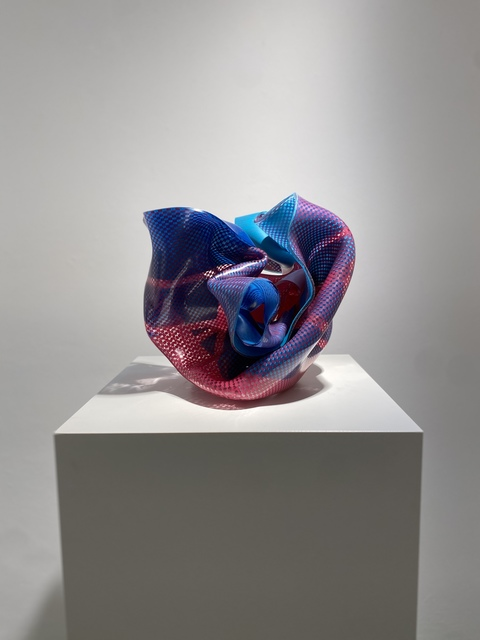 Paul Schwer, 'BAOZI 30-10/20', 2020, Sculpture, Pigmente, Siebdruck und Siebdrucklack auf PET-G, Galerie Wolfgang Jahn