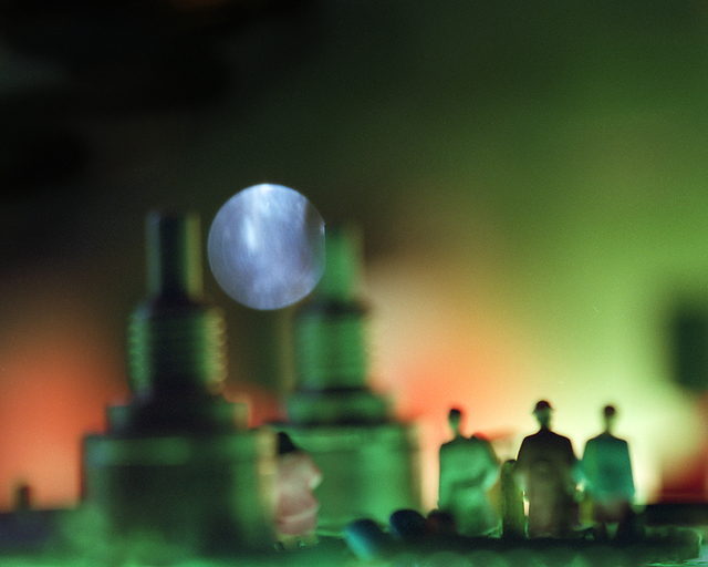 , 'Moon over Cyberia,' , Wall Space Gallery