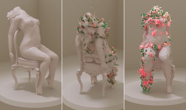 Claudia Hart, 'The Seasons', 2009, bitforms gallery