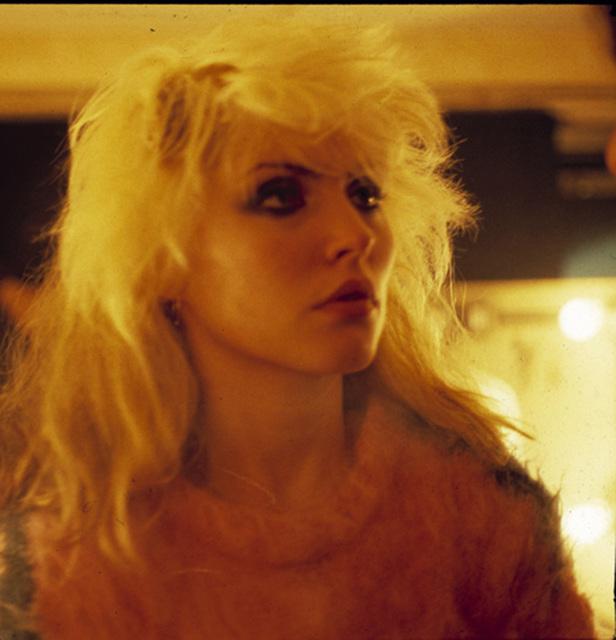 , 'Debbie Harry of Blondie, London,' 1977, ElliottHalls