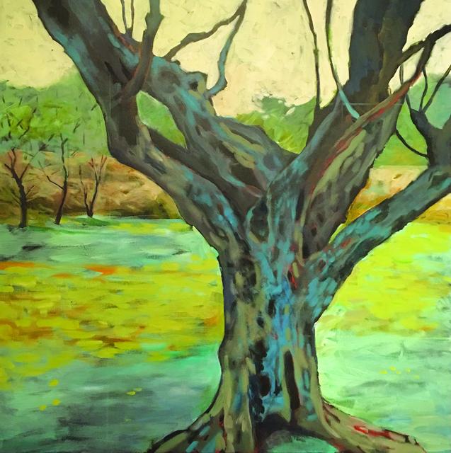 Kathy Dana, 'Van Gogh's Back Yard', Tim Collom Gallery