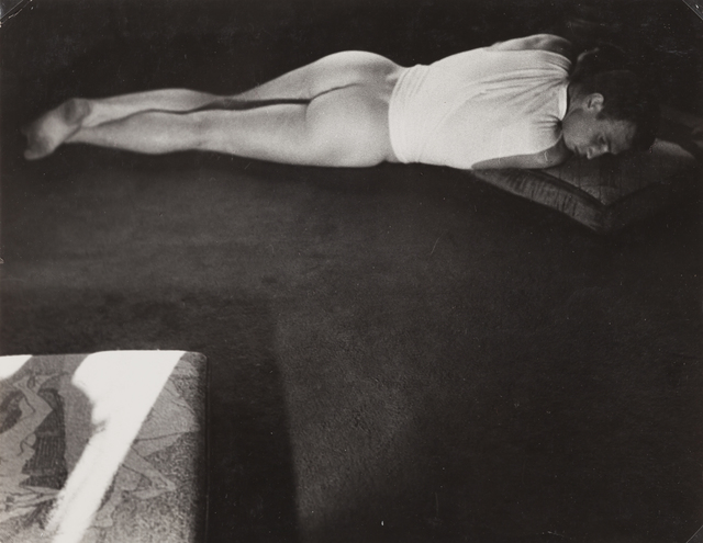 , '[Nude from the Rear, Mel Fillini],' ca. 1940, Childs Gallery