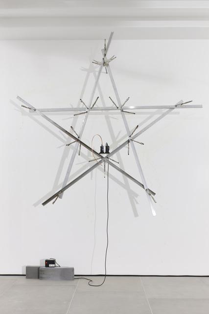, 'Stella con arco voltaico (Star with Voltaic Bow),' 2007, Blain | Southern