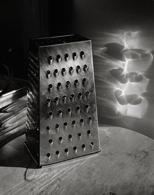 , 'Box Grater,' , Silver Eye