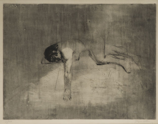 , 'Nu Couché,' 1909, Childs Gallery