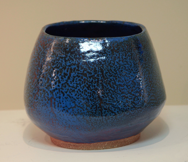 , 'Vessel with Blue Bronze Glaze,' , Donghwa Ode Gallery