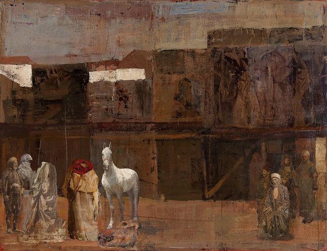 , 'Memories,' 2010, Albemarle Gallery | Pontone Gallery