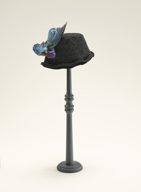 , 'Woman's hat,' ca. 1890, Legion of Honor