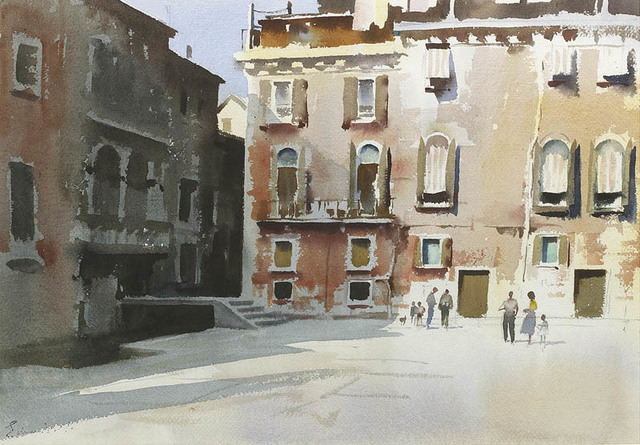 , 'S. Vidal, Venice,' , Portland Gallery
