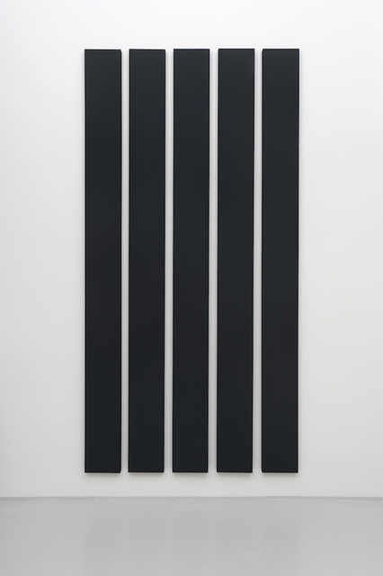 , '5 Vertical Parts,' 1990, PPC Philipp Pflug Contemporary