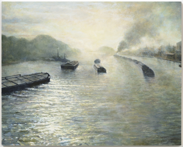 , 'Hamburg 1941 (Lethe),' 2016, Lora Schlesinger Gallery