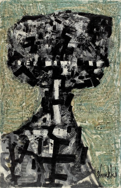, 'L'athomme,' 1963, Elmarsa