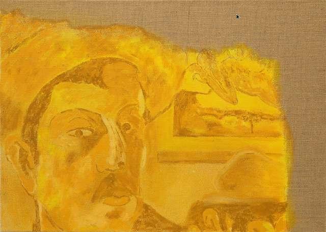 , 'Ritratto di Paul Gauguin (Saturnus),' 2017, M77 Gallery