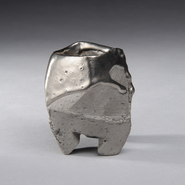 , 'Sake Cup Silver,' , Lacoste Gallery