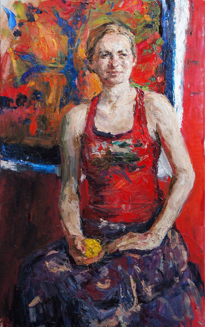 , 'Red Portrait,' 2015, Gallery 1261