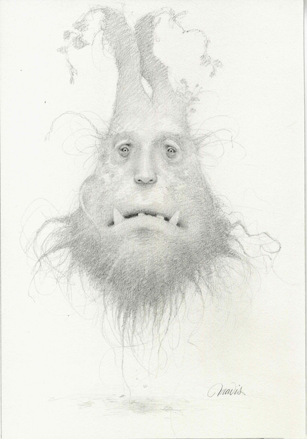 Travis Louie, 'The Root Beard Drawing', KP Projects
