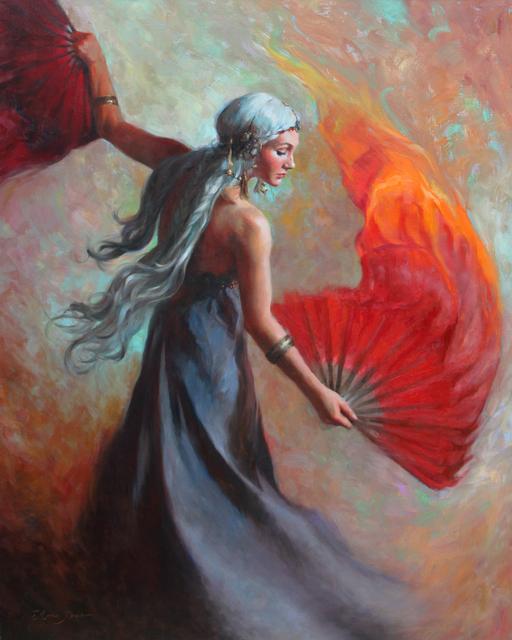 , 'Fire Dance,' , Abend Gallery
