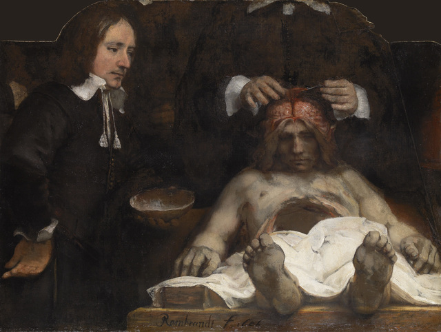 , 'The Anatomy Lesson of Dr Joan Deyman,' 1656, The National Gallery, London