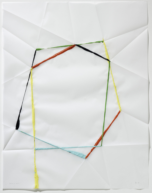 , 'Fold & Dip No.11,' 2016, New Art Projects