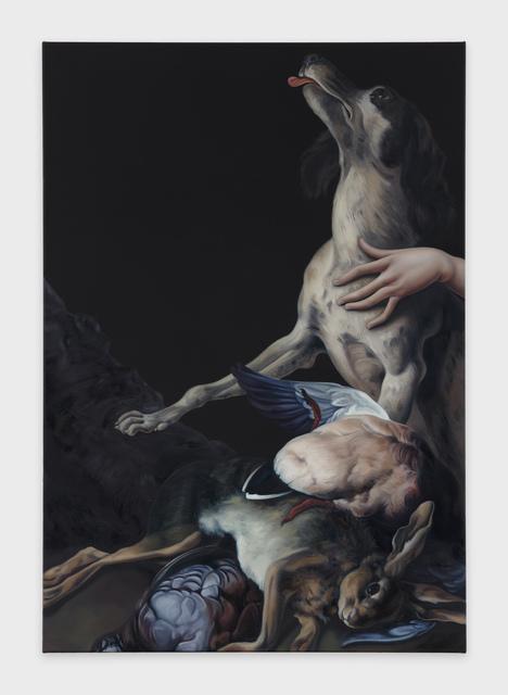, 'Catch,' 2018, Night Gallery