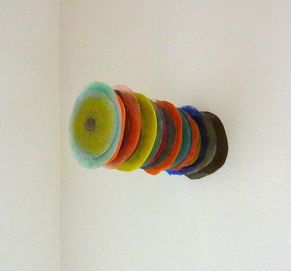 , 'Aus der Wand,' 2016, Renate Bender