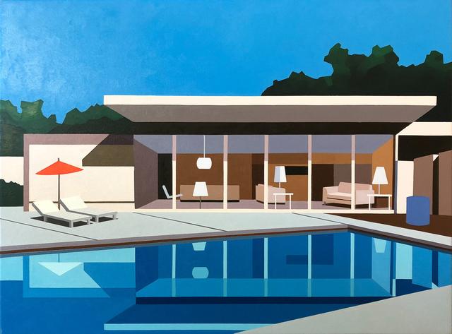 , 'Wexler Steel House No. 2,' 2018, Cynthia Corbett Gallery