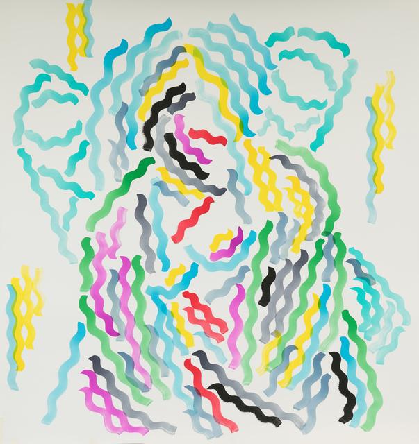 , 'Sentada en el sillón,' 2016, Federico Luger (FL GALLERY)