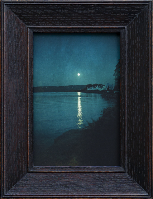 , 'Harvest Moon, Piermont,' 2015, MM Fine Art