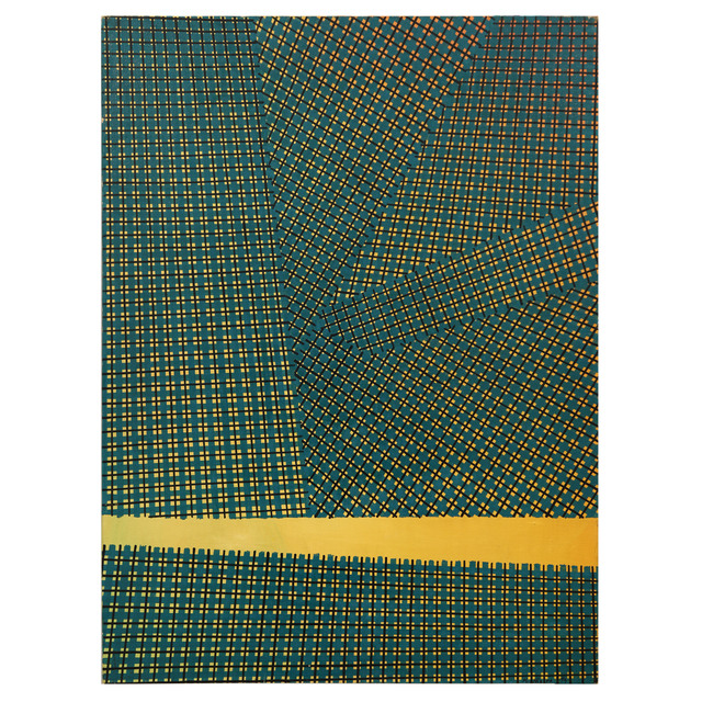 , 'Spazio totale 1955: divergenze simultanee drammatiche,' 1954, A arte Invernizzi
