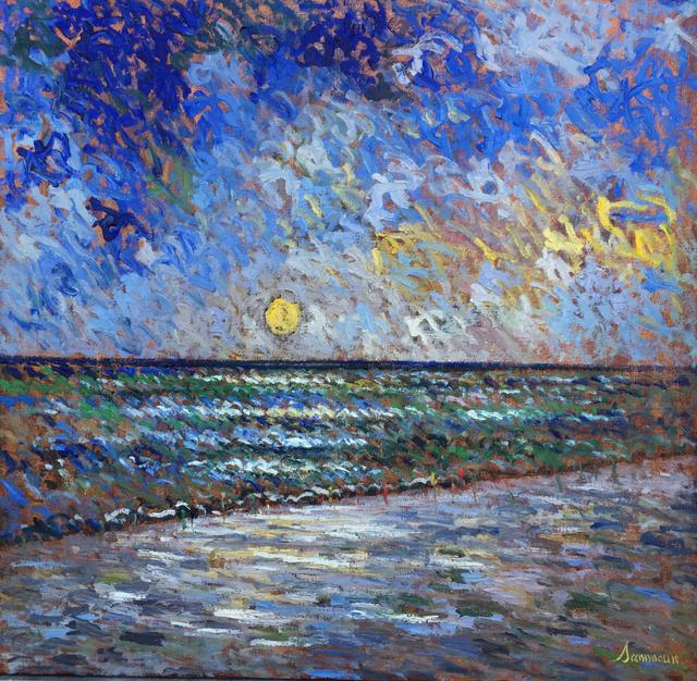 Samir Sammoun, 'Sunrise on the Beach', 2016, the gallery STEINER