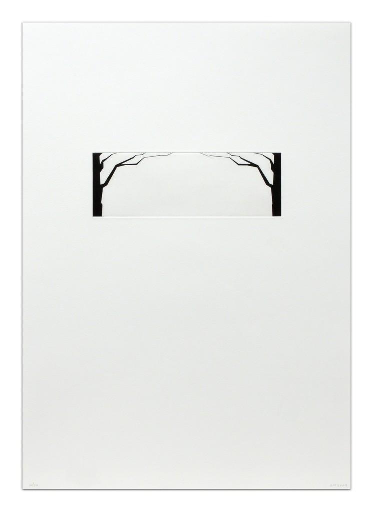 Robert Moskowitz Untitled 2009