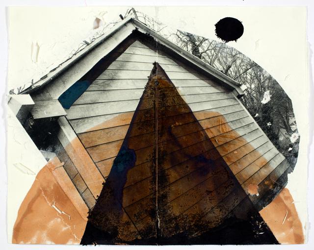 , 'Triangle,' 2017, Galerie Krinzinger