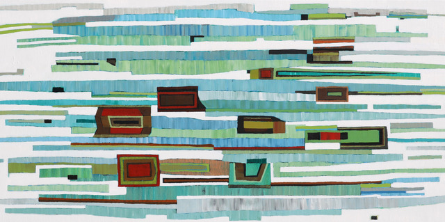 , 'Del Mar 30,' 2017, Susan Eley Fine Art