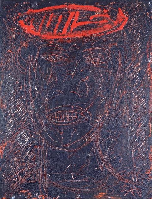 Sax Berlin, 'Blood', 2019, White Court Art