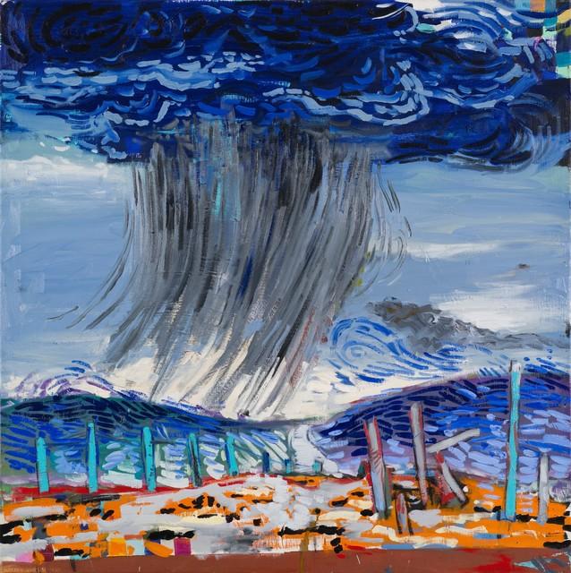 , 'K,' 2015, Frolov Gallery