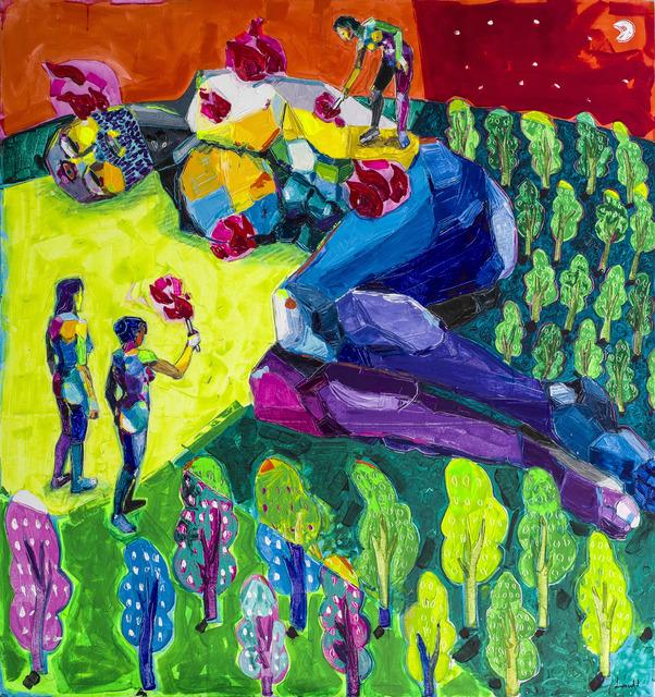 , 'Fantasía de un gigante ,' 2017, ArteMorfosis - Galería de Arte Cubano