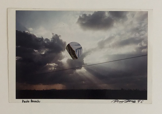 , 'Surreal Sky Scene,' 1995, Richard Saltoun