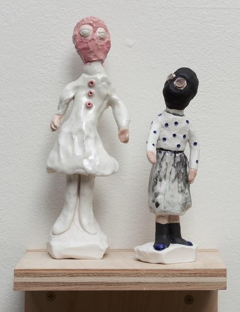 , 'Keira & Nicole,' 2014, Conduit Gallery