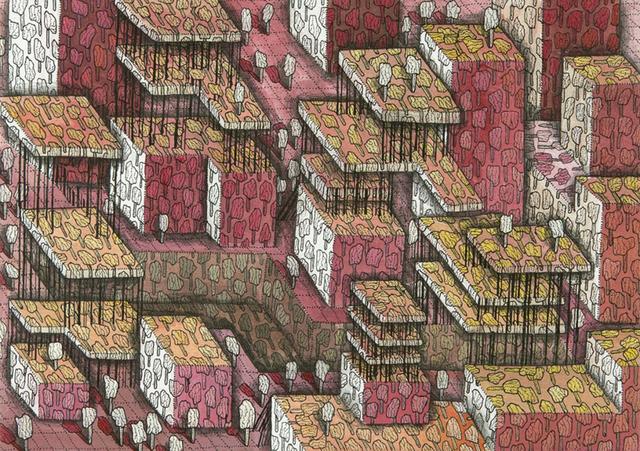 , 'Fern City,' , Dowling Walsh