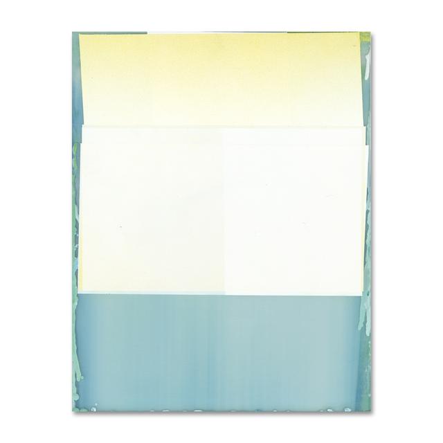 , 'Remits (Jersey Barrier),' 2016, Matthew Rachman Gallery